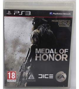 Medal of Honor Jeu Playstation 3 PS3 avec Notice Games And Toys