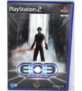 Eve Of Extinction Jeu Playstation 2 PS2 avec Notice Games And Toys