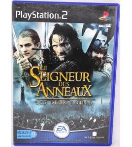 Le Seigneur des Anneaux : Les Deux Tours Jeu Playstation 2 PS2 avec Notice