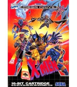 X-Men sur Mégadrive