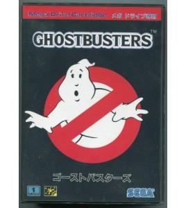 Ghostbusters  sur Mégadrive Japonaise