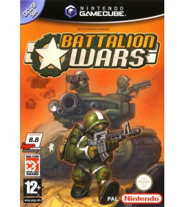 Battalion Wars sur Gamecube