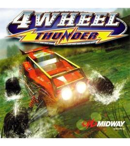4 Wheel Thunder sur Dreamcast
