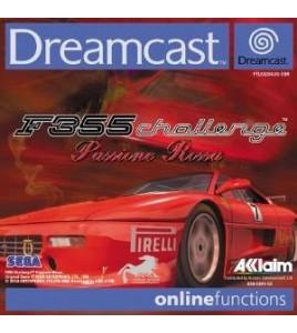 F355 Challenge Passione Rossa sur Dreamcast