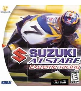 Suzuki Alstare Extreme Racing sur Dreamcast