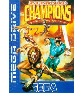 Eternal Champions sur Mégadrive