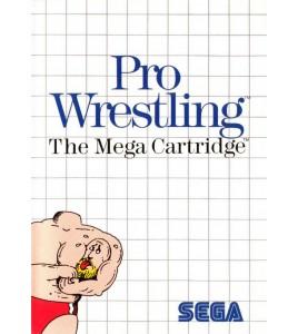 Pro Wrestling sur Master System