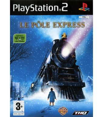 Le Pole Express sur Playstation 2