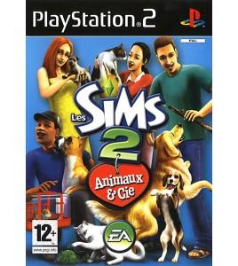 Les Sims 2 Animaux & Cie sur Playstation 2
