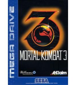Mortal Kombat 3 sur Mégadrive