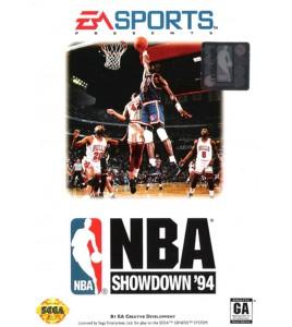 NBA SHOWDOWN'94 sur Mégadrive