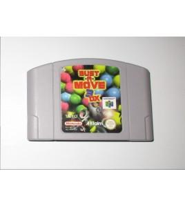 Bust A Move 3 DX sur Nintendo 64