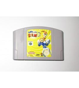 EarthWorm Jim 3D sur Nintendo 64