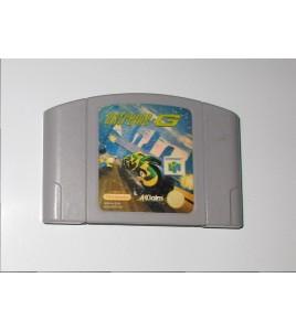 Extrème - G sur Nintendo 64