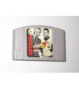 International Super Star Soccer 98 sur Nintendo 64
