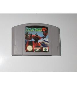 Lylatwars sur Nintendo 64