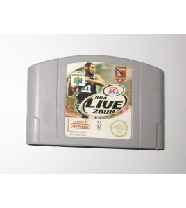 NBA Live 2000 sur Nintendo 64