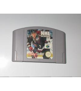 NHL Breakaway 98 sur Nintendo 64
