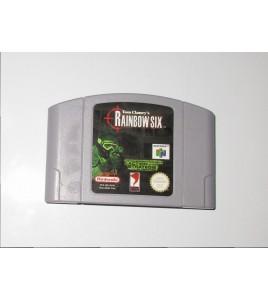 Rainbow Six sur Nintendo 64