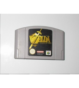 The Legend of Zelda Ocarina Time sur Nintendo 64