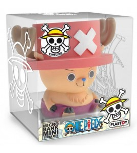 One Piece tirelire PVC Chopper 10 cm