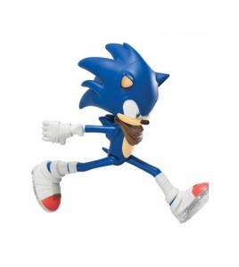Sonic Boom figurine sonore et lumineuse Deluxe Sonic 18 cm