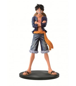 One Piece figurine Scultures Big Zoukeio Luffy 12 cm