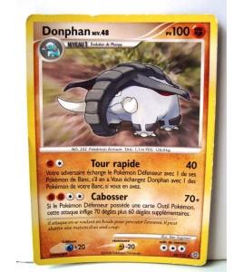 Carte Pokémon  Tarpaud Niveau 2 120 PV 7/95