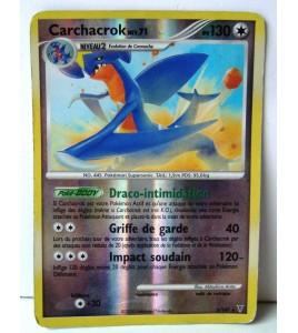 Carte Pokémon Holo  Carchacrok 130 PV 5/42  Vainqueur Suprême