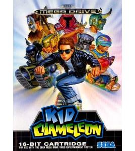 Kid Chameleon sur Mégadrive
