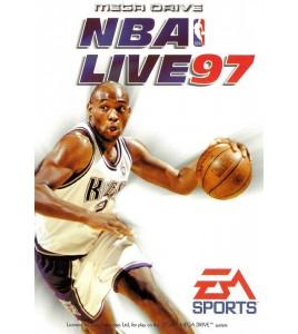 NBA Live 97 sur Mégadrive