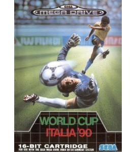 World Cup Italia 90 Mégadrive
