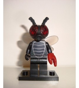 Légo 71010 Minifig Figurine Série 14 Fly Monster Insecte + socle