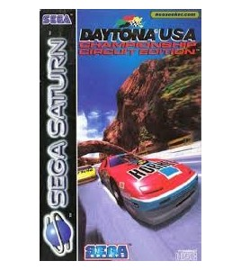 Daytona USA  Championship Circuit Edition Saturn