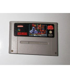 Clay Fighter sur Super Nintendo
