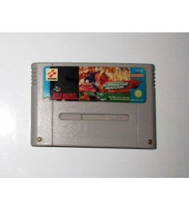 International Super Star Soccer sur Super Nintendo