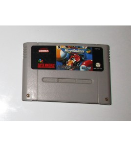 Micro Machines sur Super Nintendo