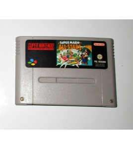 Super Mario All Stars sur Super Nintendo