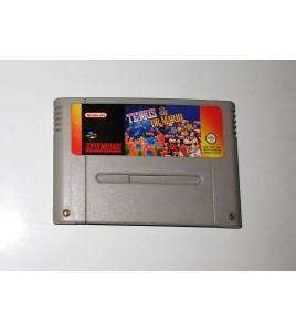 Tétris & Dr Mario sur Super Nintendo