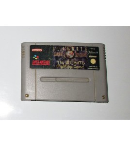 Ultimate Mortal Kombat 3 The Ultimate Fighting Game sur Super Nintendo
