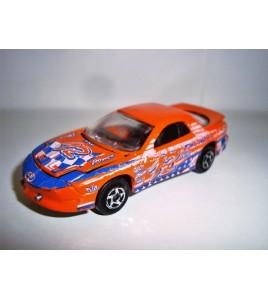 MAJORETTE Nº 212 pontiac firebird 163 Orange