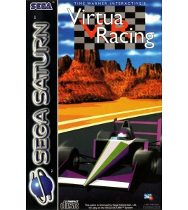 Virtua Racing Saturn