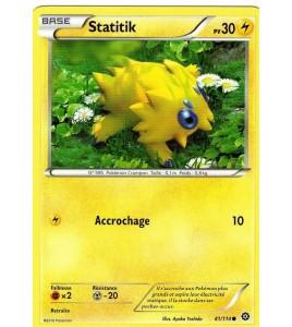 Carte Pokémon Statitik 30pv 41 114 XY Offensive Vapeur