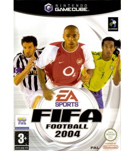 Fifa Football 2004 sur Gamecube