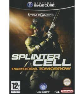 Splinter Cell Pandora Tomorrow  sur Gamecube