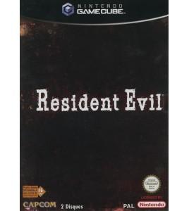 Résident Evil  sur Gamecube