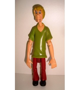 Scooby-Doo action figurine sammy shaggy scoubidou 12 cm