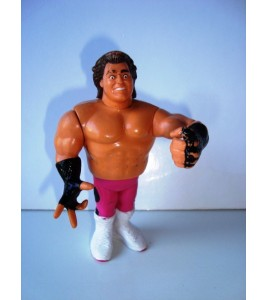 FIGURINE 90'S CATCH WWF HASBRO 1991 BRUTUS THE BARBER BEEFCAKE (11x8cm)