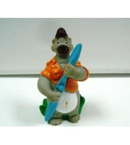 Figurine figure Super baloo talespin tale spin  BANDAI Disney