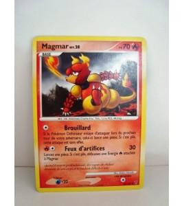 Carte Pokemon Magmar 70 pv Platine Vainqueurs Supremes